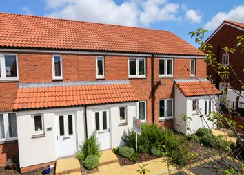Thumbnail 2 bed terraced house for sale in Inner Westland, Cranbrook, Exeter