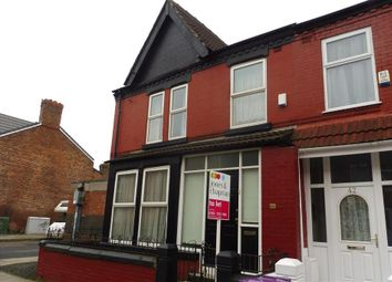 Thumbnail 4 bed property to rent in Russell Road, Mossley Hill, Liverpool