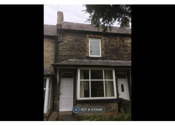 Thumbnail 2 bed terraced house to rent in West Park Terrace, Batley
