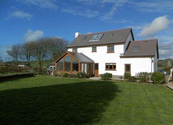 Thumbnail 4 bed detached house for sale in Coed Y Bryn, Llandysul