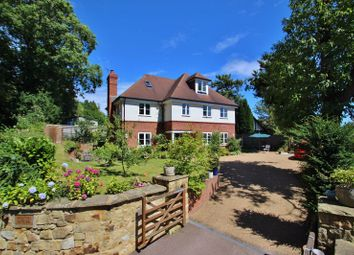 Thumbnail 5 bed detached house for sale in Coggins Mill Lane, Mayfield