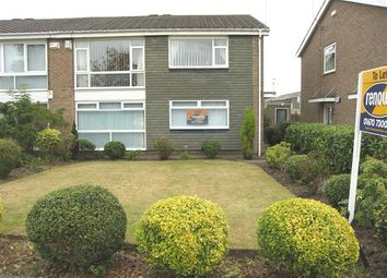 Thumbnail 2 bed flat to rent in Greenlaw Road, Southfield Green, Cramlington