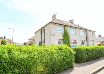 Thumbnail 2 bed flat for sale in Hill Place, Alloa