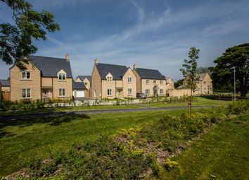 """Thumbnail 4 bed detached house for sale in """"The Berrington"""" at Kingfisher Road, Bourton-On-The-Water, Cheltenham"""