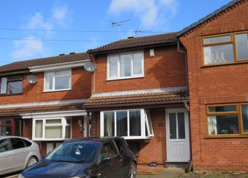 Thumbnail 2 bed town house for sale in Manifold Drive, Alvaston, Derby