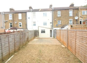 Thumbnail 3 bed terraced house to rent in Montfort Road, Rochester