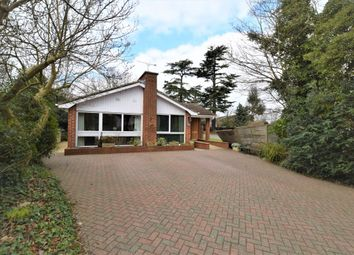 Thumbnail 4 bed bungalow for sale in Cambridge Road, Stansted