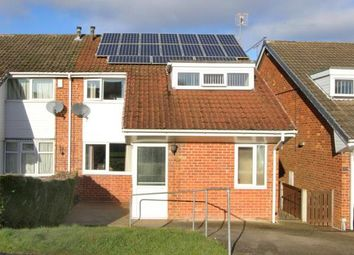 Thumbnail 3 bed semi-detached house for sale in Norfolk Avenue, Grassmoor, Chesterfield, Derbyshire