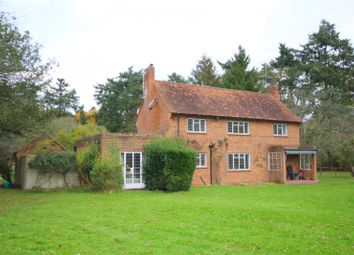 Thumbnail 4 bed detached house to rent in School Lane, Medmenham, Marlow