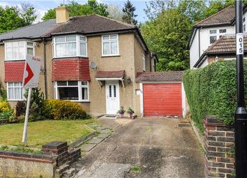 Thumbnail 3 bed semi-detached house for sale in Mead Way, Coulsdon, Surrey