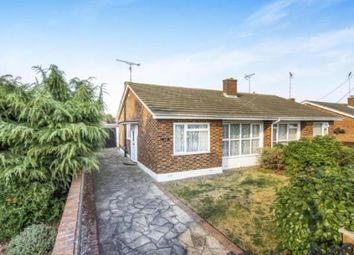 Thumbnail 2 bed bungalow for sale in Benfleet, Essex, Uk