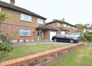 Thumbnail 3 bed semi-detached house for sale in Blythwood Road, Pinner