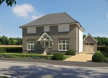Thumbnail 4 bed detached house for sale in Romansfield, Credtion Road, Okehampton