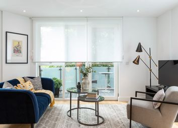 Thumbnail 4 bed flat for sale in Kilburn High Road, London