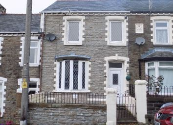 Thumbnail 2 bedroom terraced house for sale in Cwm Cottage Road, Abertillery