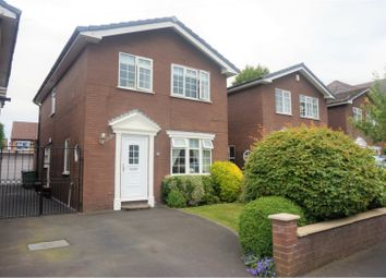 Thumbnail 4 bed detached house for sale in Ansdell Villas Road, Rainhill