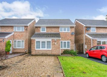 Thumbnail 3 bed detached house for sale in Taliesin Place, Loughor, Swansea