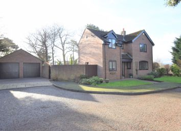 Thumbnail 4 bedroom detached house for sale in Hillside View, Prenton, Wirral