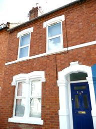 Thumbnail 4 bed terraced house to rent in Connaught Street, Northampton