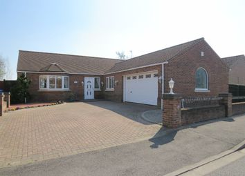 Thumbnail 3 bed detached bungalow for sale in Jackson Drive, Kirton, Boston