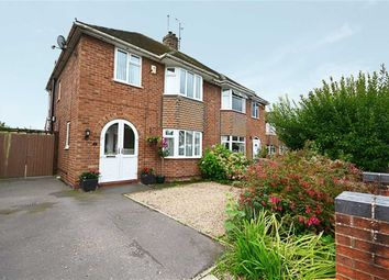 Thumbnail 3 bed semi-detached house for sale in Lewis Avenue, Longford, Gloucester