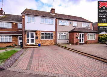 Thumbnail 3 bed terraced house for sale in Stonyshotts, Waltham Abbey