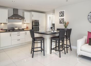"""Thumbnail 4 bed detached house for sale in """"Cornell"""" at Hyde End Road, Spencers Wood, Reading"""