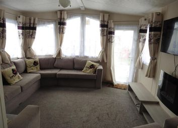 Thumbnail 2 bedroom mobile/park home for sale in Leysdown Road, Leysdown, Sheerness, Kent