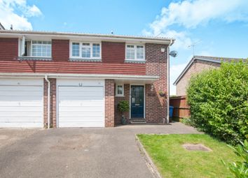 Thumbnail 3 bed semi-detached house for sale in Shifford Crescent, Maidenhead