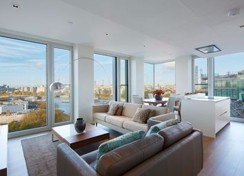 Thumbnail 2 bed flat to rent in South Bank Tower, Stamford Street, London