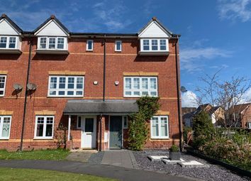 Thumbnail 4 bed town house to rent in Hatherton Court, Worsley, Manchester