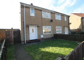 Thumbnail 2 bed semi-detached house for sale in Ullswater Crescent, Crook