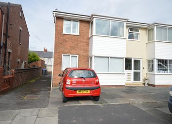 Thumbnail 2 bed flat for sale in Bamton Avenue, Blackpool