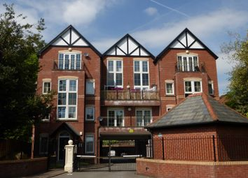 Thumbnail 2 bed flat to rent in Lingfield Apartments, 70 Whalley Road, Whalley Range