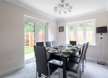 Thumbnail 4 bed link-detached house for sale in Atlanta Plot 4, The Cedars, Higham Lane, Bridge