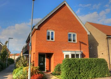 Thumbnail 4 bed detached house for sale in Tamarisk Drive, Caister