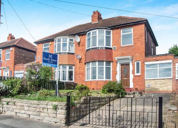 Thumbnail 3 bed semi-detached house for sale in South View, East Denton, Newcastle Upon Tyne