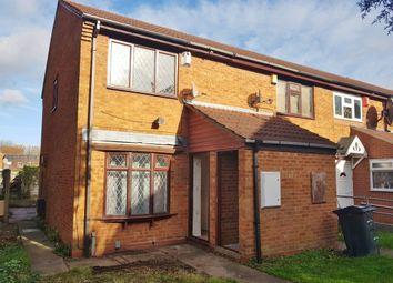 Thumbnail 2 bed end terrace house for sale in Alpha Close, Balsall Heath, Birmingham