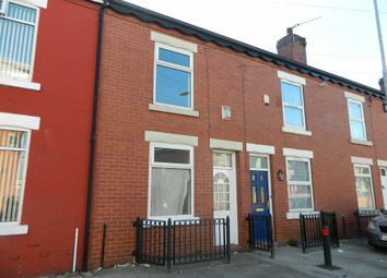 Thumbnail 2 bed terraced house to rent in Santley Street, Longsight, Manchester
