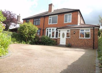 Thumbnail 3 bed semi-detached house for sale in Dale Road, Marple, Stockport