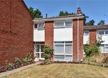 Thumbnail 3 bedroom terraced house for sale in Robins Grove Crescent, Yateley, Hampshire