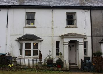 Thumbnail 3 bed terraced house for sale in The Walk, Launceston, Cornwall
