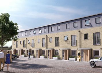 Thumbnail 3 bedroom town house for sale in Cheam Common Road, Old Malden, Worcester Park