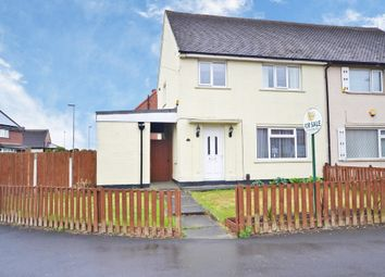 Thumbnail 3 bed semi-detached house for sale in Edge Avenue, Thornhill, Dewsbury