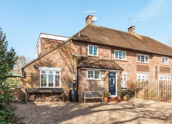 Thumbnail 3 bed semi-detached house for sale in Fisher Lane, Chiddingfold, Godalming, Surrey