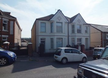 Thumbnail 3 bed semi-detached house to rent in Cefn Road, Blackwood