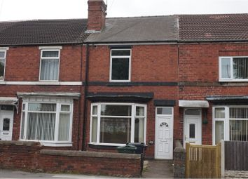 Thumbnail 3 bed terraced house for sale in Green Lane, Rotherham