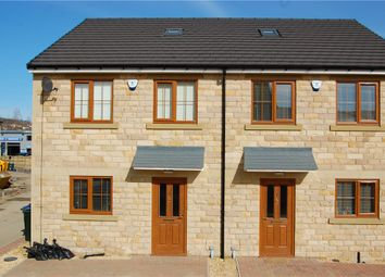 Thumbnail 3 bed semi-detached house to rent in Berry Close, Baildon, West Yorkshire