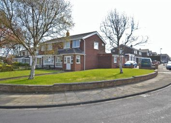 Thumbnail 3 bedroom semi-detached house for sale in Stirling Drive, North Shields