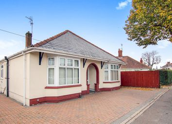 Thumbnail 4 bed detached bungalow for sale in Manor Way, Heath, Cardiff